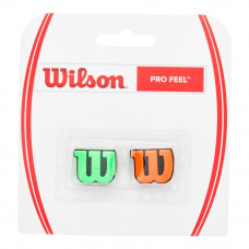 Виброгасители WILSON Pro Feel Green/Orange x2