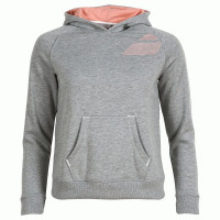 Худи для девочки Babolat Sweat Core Grey