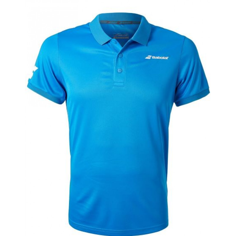 Поло Babolat Core Club Blue