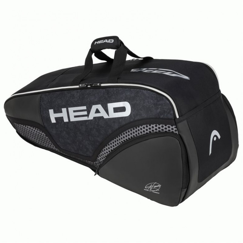 Сумка для тенниса HEAD Djokovic 6R Combi
