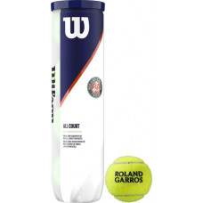 Мячи для тенниса Wilson Roland Garros All Court x4