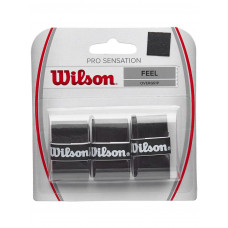 Намотки Wilson Pro Overgrip Sensation Black