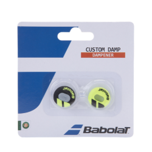 Виброгасители Babolat Custom Damp x2 Laim/Black
