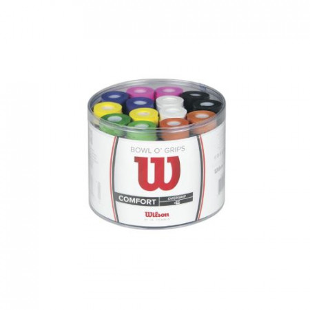 Овергрип WILSON Bowl O Grips Assorted x50