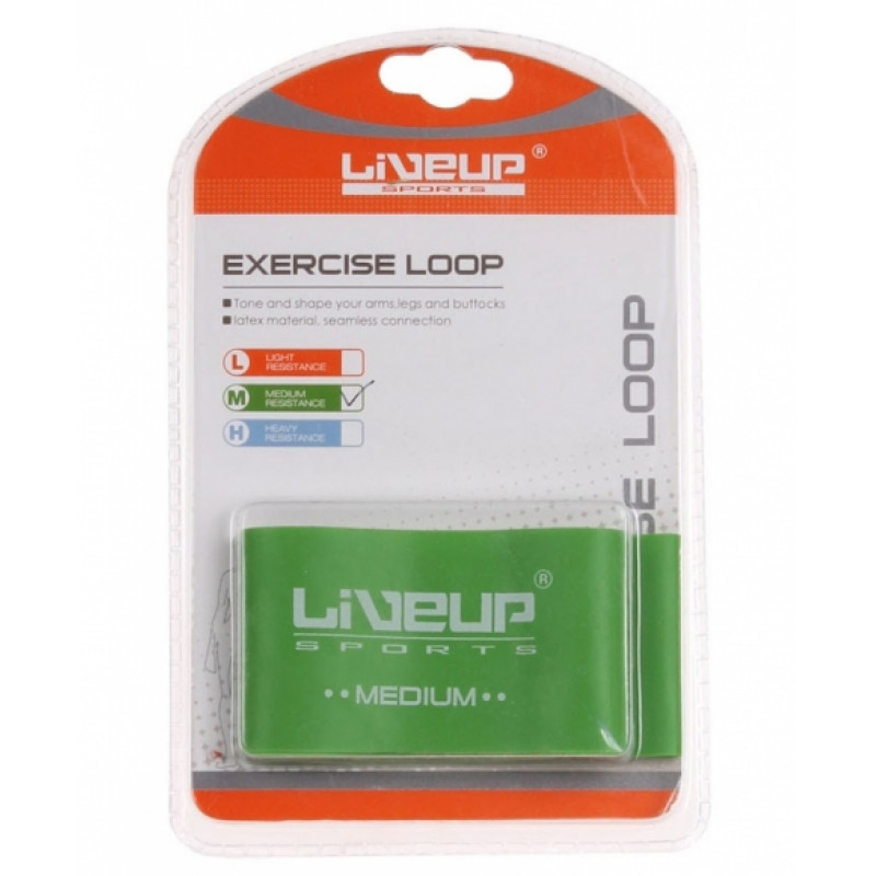 Эспандер-петля Live Up EXERCISE LOOP Medium
