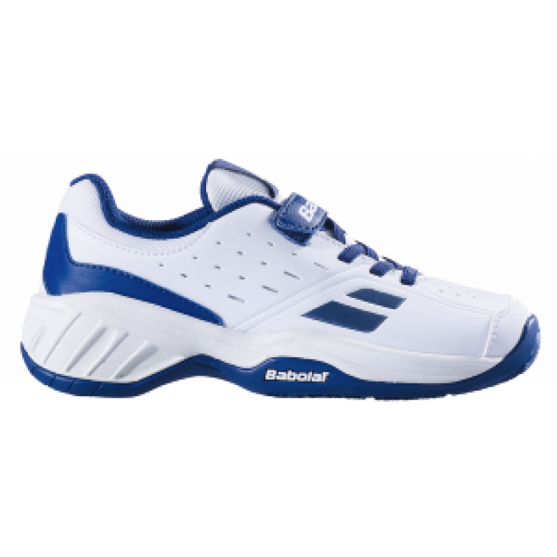 Детские кроссовки Babolat Pulsion All Court Kid White