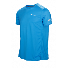Футболка для мальчика Babolat Core Flag Club Blue