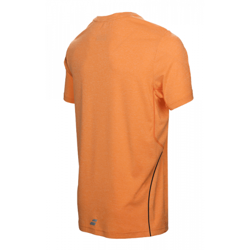 Футболка для мальчика Babolat Perf Crew Neck Orange